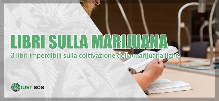 libri sulla marijuana