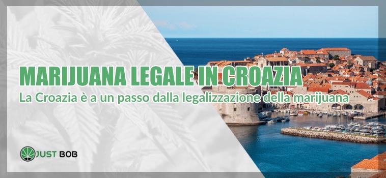 marijuana legale in Croazia