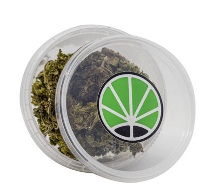 Buds di marijuana legale Outdoor mix