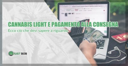 cannabis light pagamento alla consegna