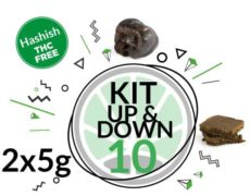 KIT Up & Down 10 Justbob